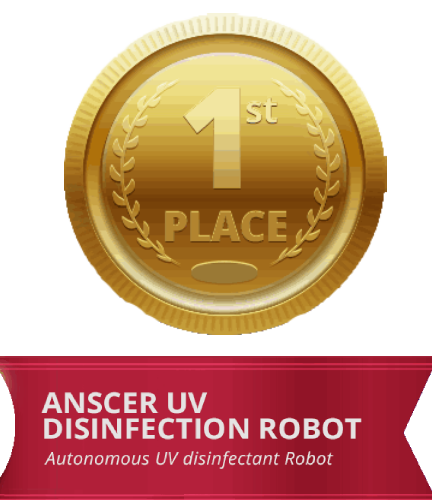 hackacause anscer winner, uvr solution